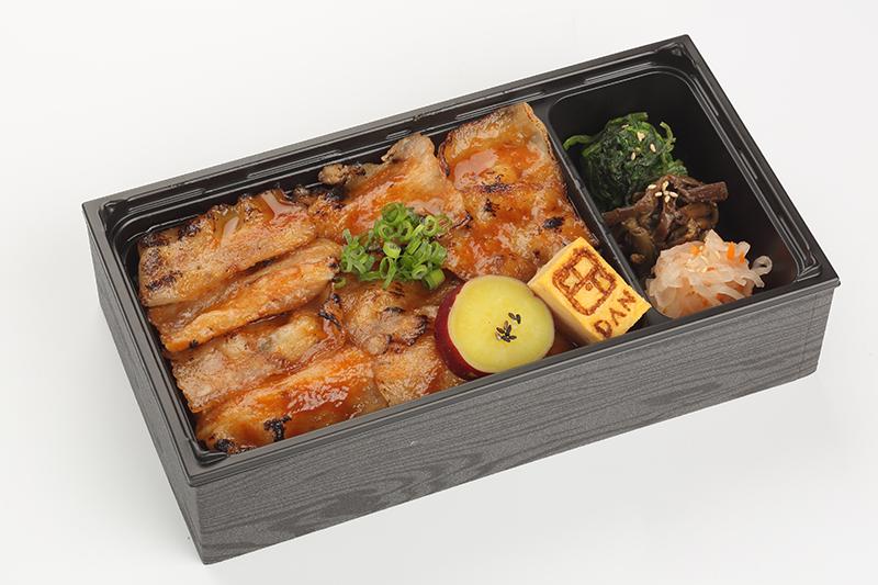 ブランド豚「米の娘ぶた」使用 「米の娘ぶた炙り焼き弁当」