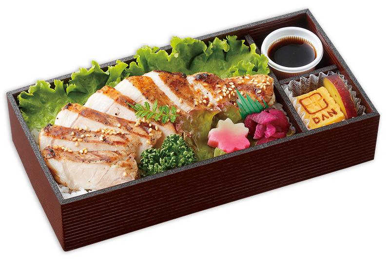 ブランド豚「米の娘ぶた」使用 「米の娘豚ロースステーキ重」